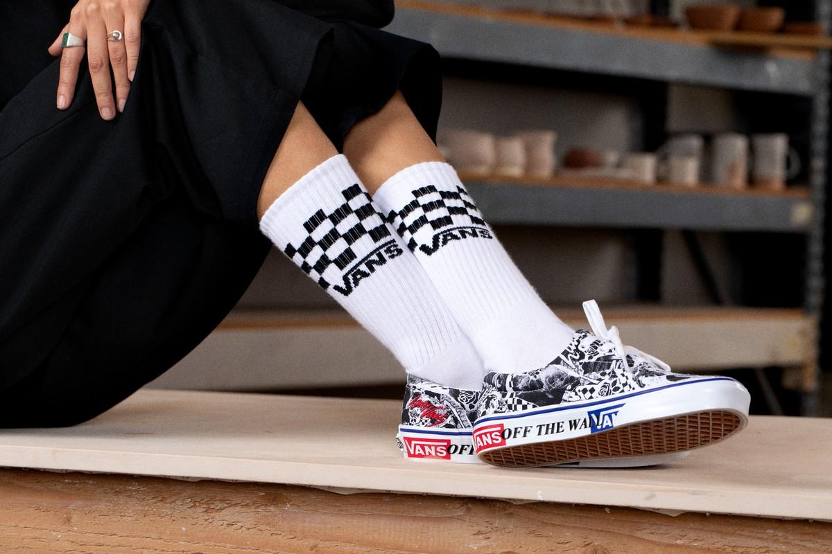 Lady Vans collezione 2019