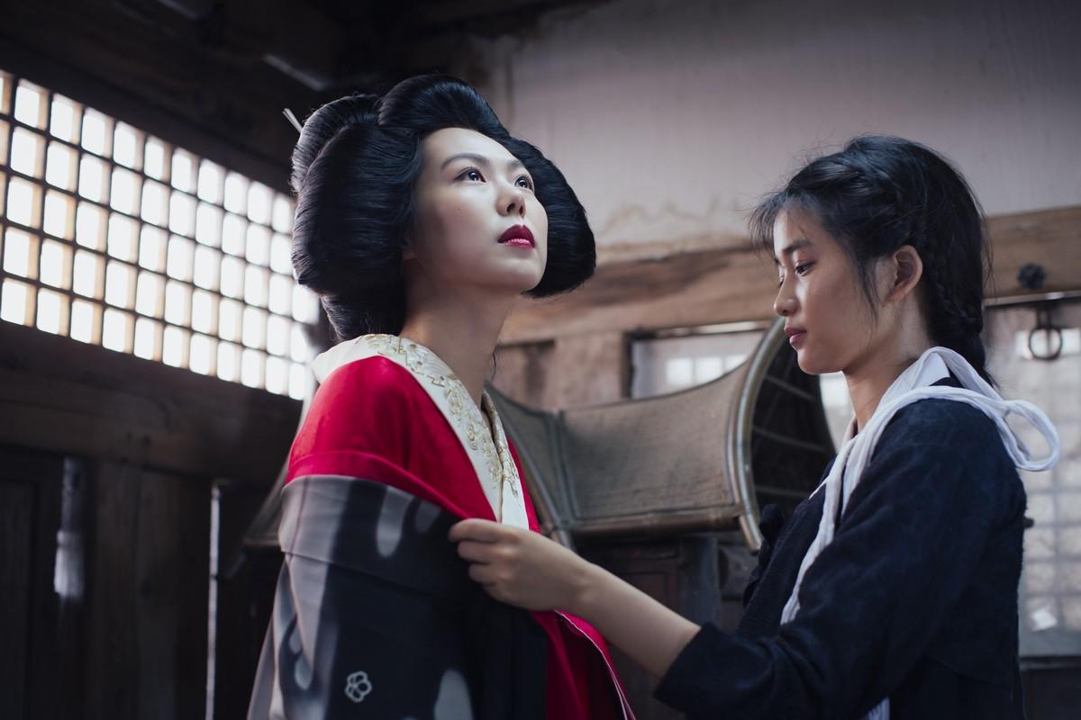 Mademoiselle film 2019
