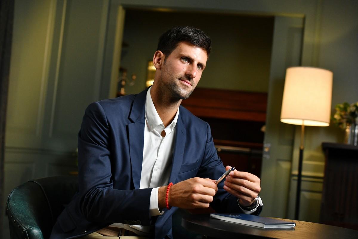 Montblanc Novak Djokovic