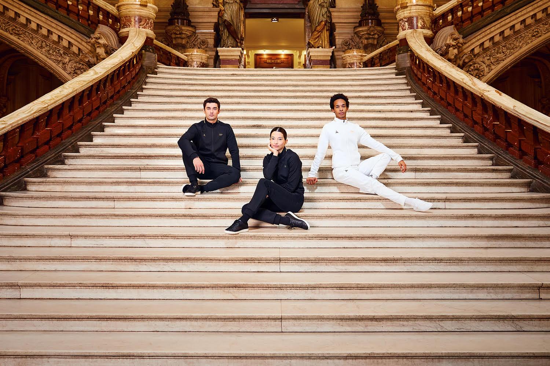 Opéra de Paris le Coq Sportif