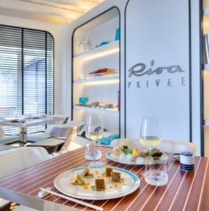 """Riva Privée Formentera: la nuova lounge presso l'esclusivo ristorante """"Molo 47"""""""