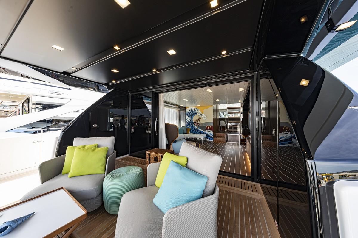 Sanlorenzo Yacht SX76