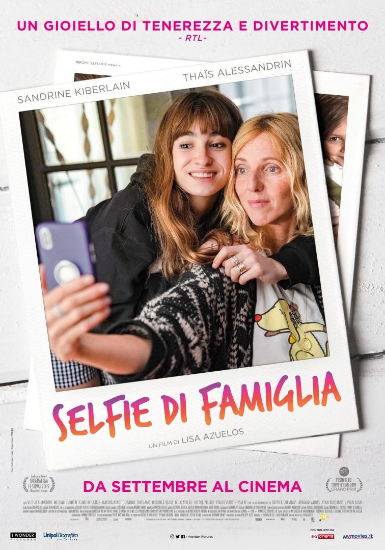 Selfie di famiglia film