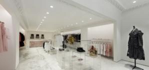 Simone Rocha Hong Kong: la nuova boutique tra pezzi d'arte e ispirazioni asiatiche