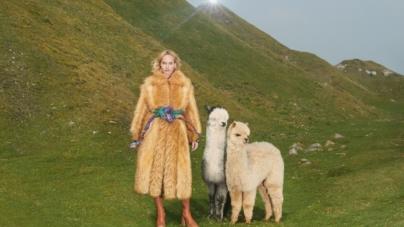 Stella McCartney campagna autunno inverno 2019: un appello per l'azione climatica