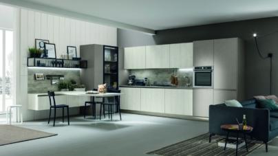Stosa Cucine Infinity: il restyling del modello best seller con nuove finiture