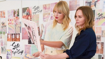Taylor Swift Stella McCartney: la nuova capsule collection ispirata all'album Lover