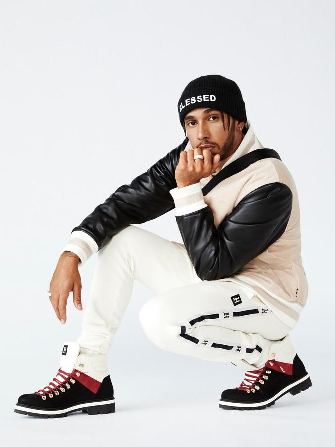 Tommy Hilfiger Lewis Hamilton autunno inverno 2019