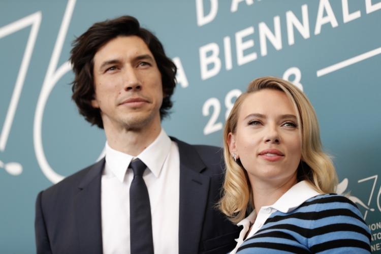 Venezia 76 Ad Astra e Marriage Story: i photocall con Brad Pitt e Scarlett Johansson