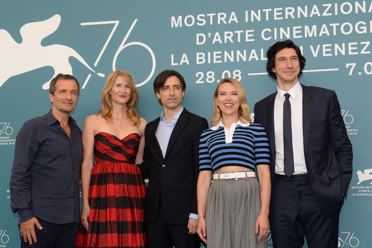 Venezia 76 Ad Astra e Marriage Story