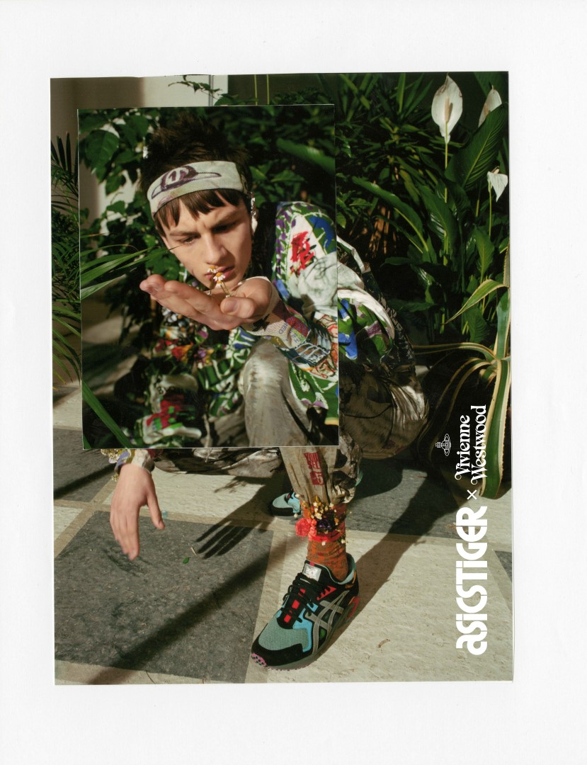 Vivienne Westwood Asics Tiger
