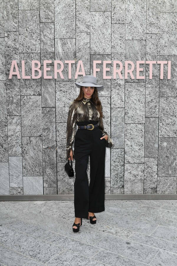 Alberta Ferretti primavera estate 2020