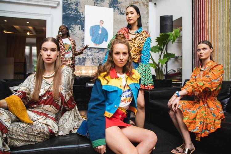 Alessandro Enriquez primavera estate 2020: New Eden, la nuova giungla fantastica