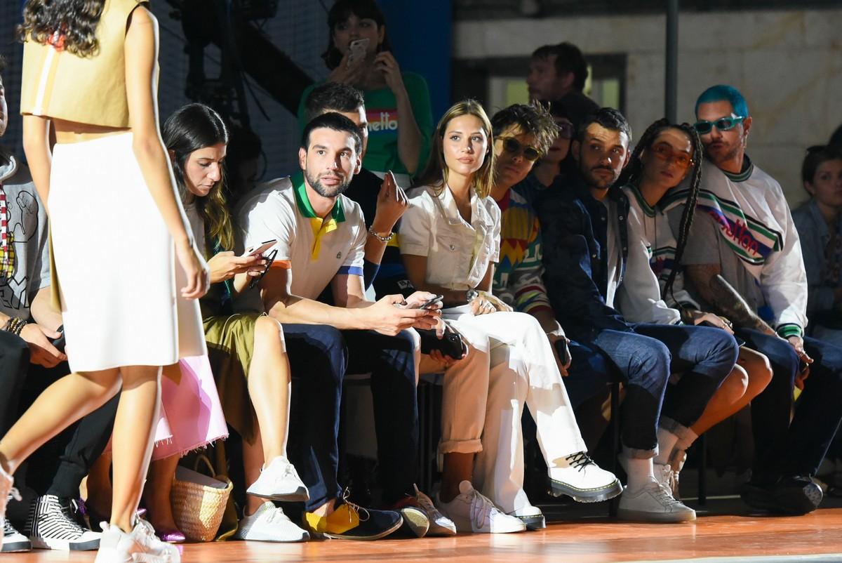 Benetton primavera estate 2020