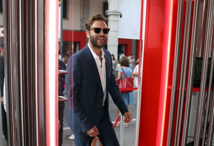 Campari Lounge 2019 Alessandro Borghi: The Red Hour, alla scoperta dei nuovi talenti del cinema