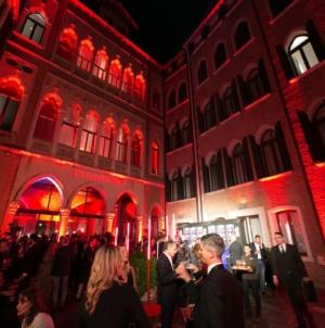 Campari party Venezia 76: l'esclusivo Entering Red, un viaggio nella Red Passion
