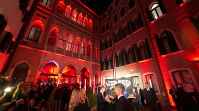 Campari party Venezia 76: l'esclusivo Entering Red, un viaggio nella Red Passion