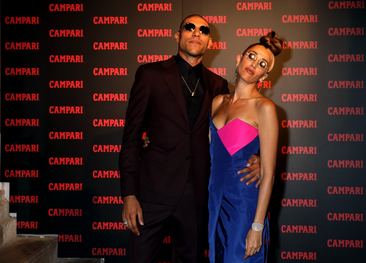 Campari party Venezia 76