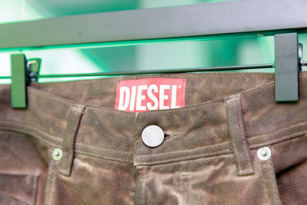 Diesel Red Tag X A Cold Wall
