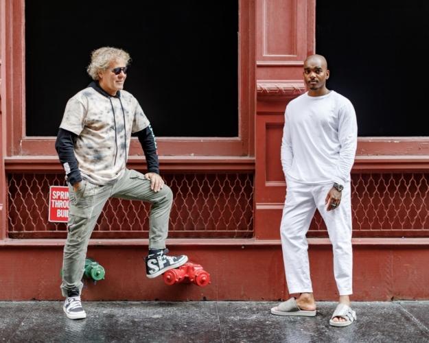 Diesel Red Tag X A Cold Wall: il party a New York, la capsule primavera estate 2020