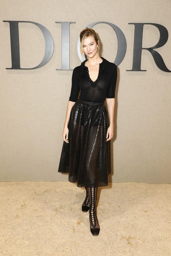 Dior donna primavera estate 2020