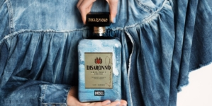 Disaronno wears Diesel: la Limited Edition 2019 si veste di denim