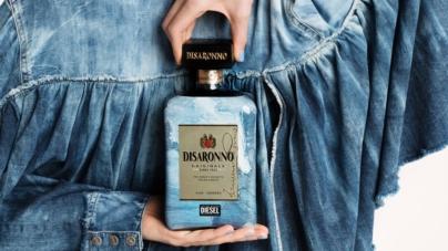 Disaronno wears Diesel: la Limited Edition 2019 si veste di denim