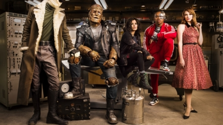 Doom Patrol serie tv: la prima stagione in esclusiva su Amazon Prime