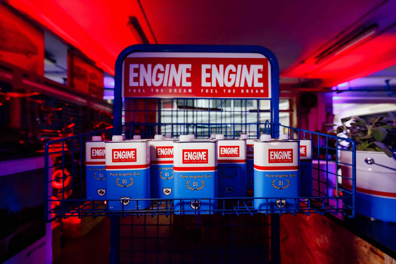 Engine Gin