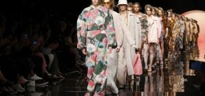 Fendi Donna primavera estate 2020: la gioiosa opulenza, la sfilata