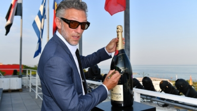 Festival Cinema Venezia 2019 party: i Celebration Moments firmati Moët & Chandon