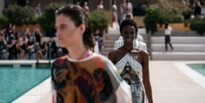 Francesca Liberatore primavera estate 2020: la sfilata e la capsule collection con Arena