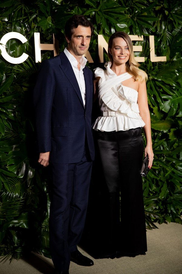 Gabrielle Chanel Essence party Los Angeles