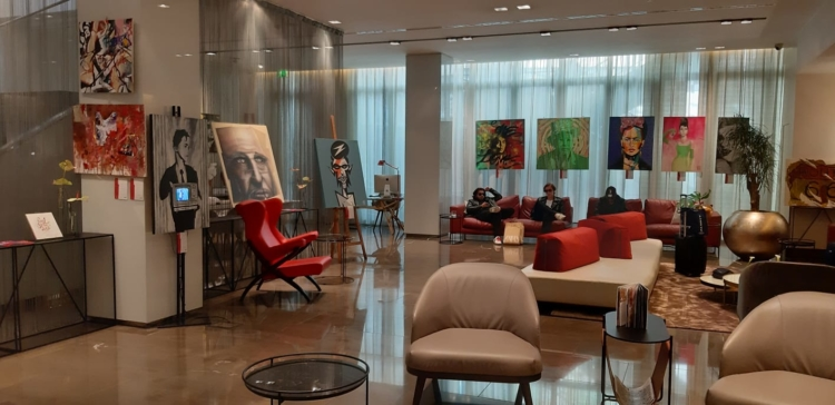 Icons mostra NH Collection Milano