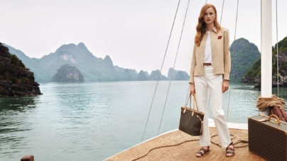 Louis Vuitton campagna Travel 2019: i sublimi paesaggi del Vietnam