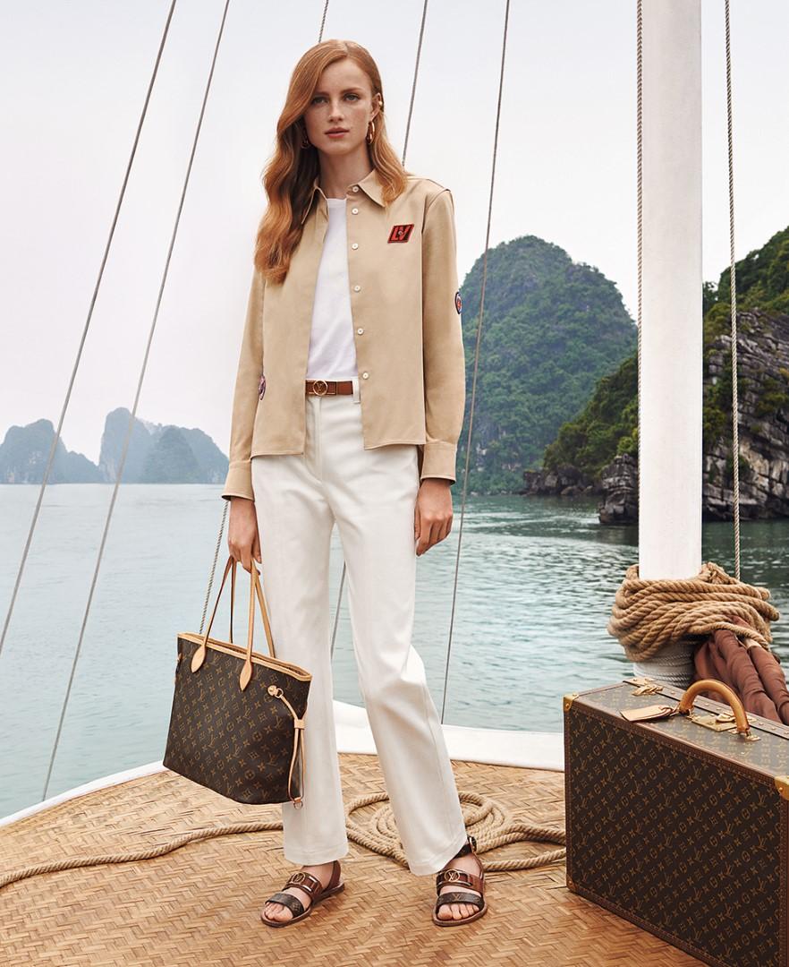 Louis Vuitton campagna Travel 2019