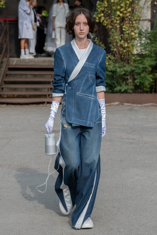 MM6 Maison Margiela primavera estate 2020