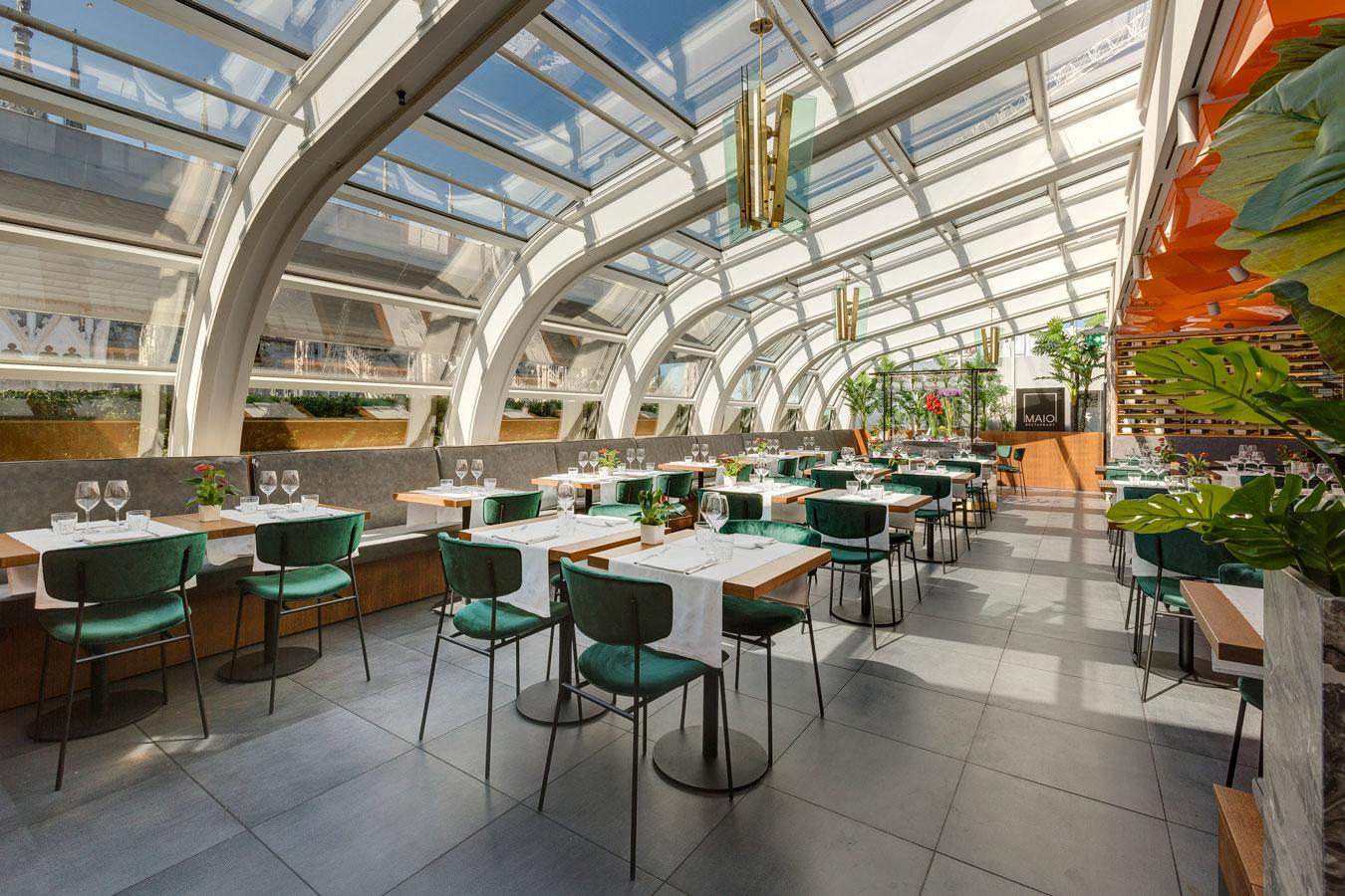 Maio Restaurant Rinascente Milano