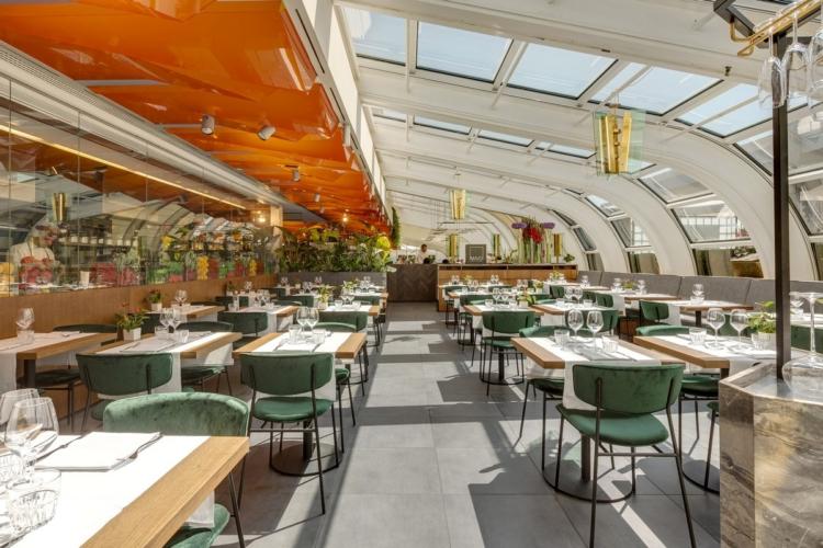 Maio Restaurant Rinascente Milano: il restyling all'insegna della contemporaneità