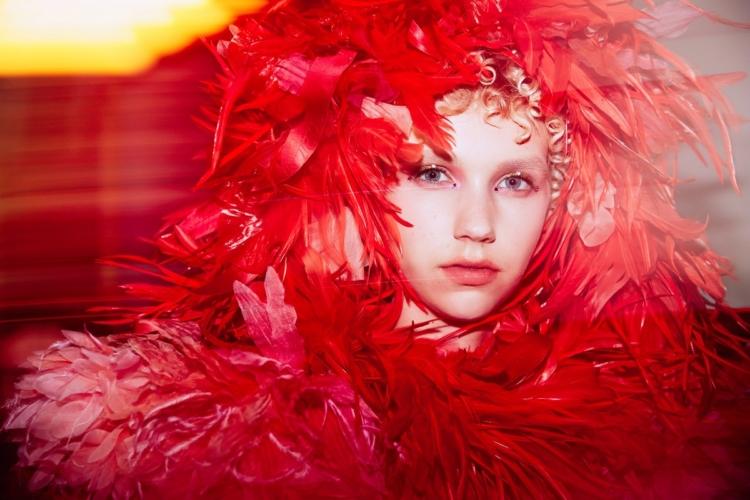 Marc Jacobs sfilata primavera estate 2020: il beauty look firmato Pat McGrath