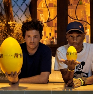 Mood by Christofle Pharrell Williams: l'esclusiva edizione limitata con Jean Imbert