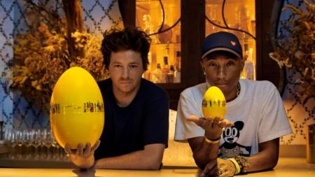 Mood by Christofle Pharrell Williams: l'esclusiva edizione limitata con Jean Imbert
