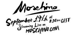 Moschino sfilata primavera estate 2020 Live Streaming: la diretta video su Globe Styles