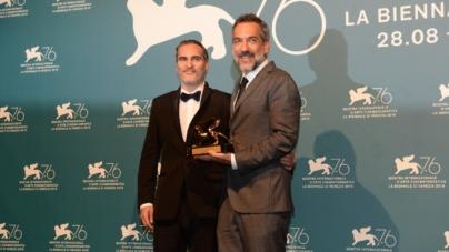 Mostra Cinema Venezia 76 vincitori: Joker, J'Accuse, Luca Marinelli ed Ariane Ascaride