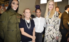 Prada donna primavera estate 2020: il trionfo dello stile, la sfilata a Milano Moda Donna