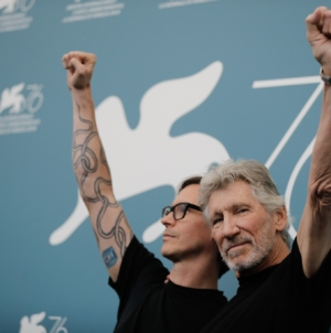 Roger Waters Us + Them Venezia 76: un voto all'amore e alla vita
