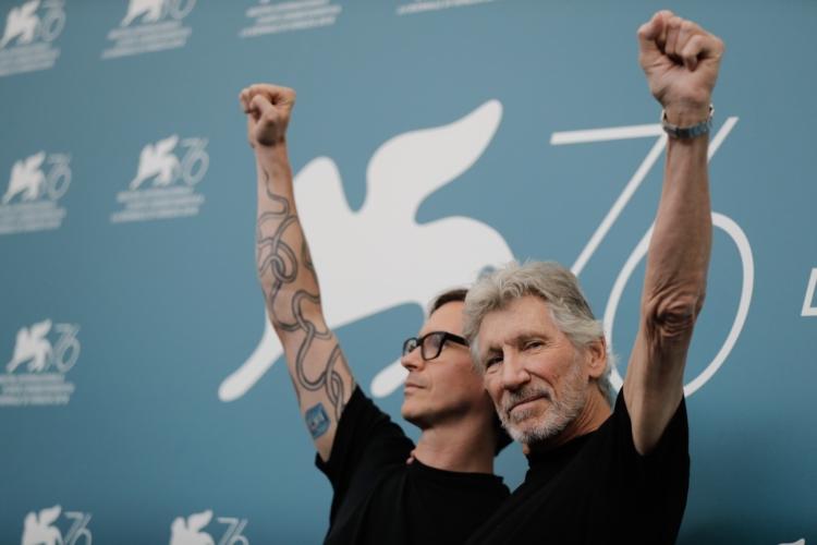 Roger Waters Us + Them Venezia 76: un voto all'amore e alla vita