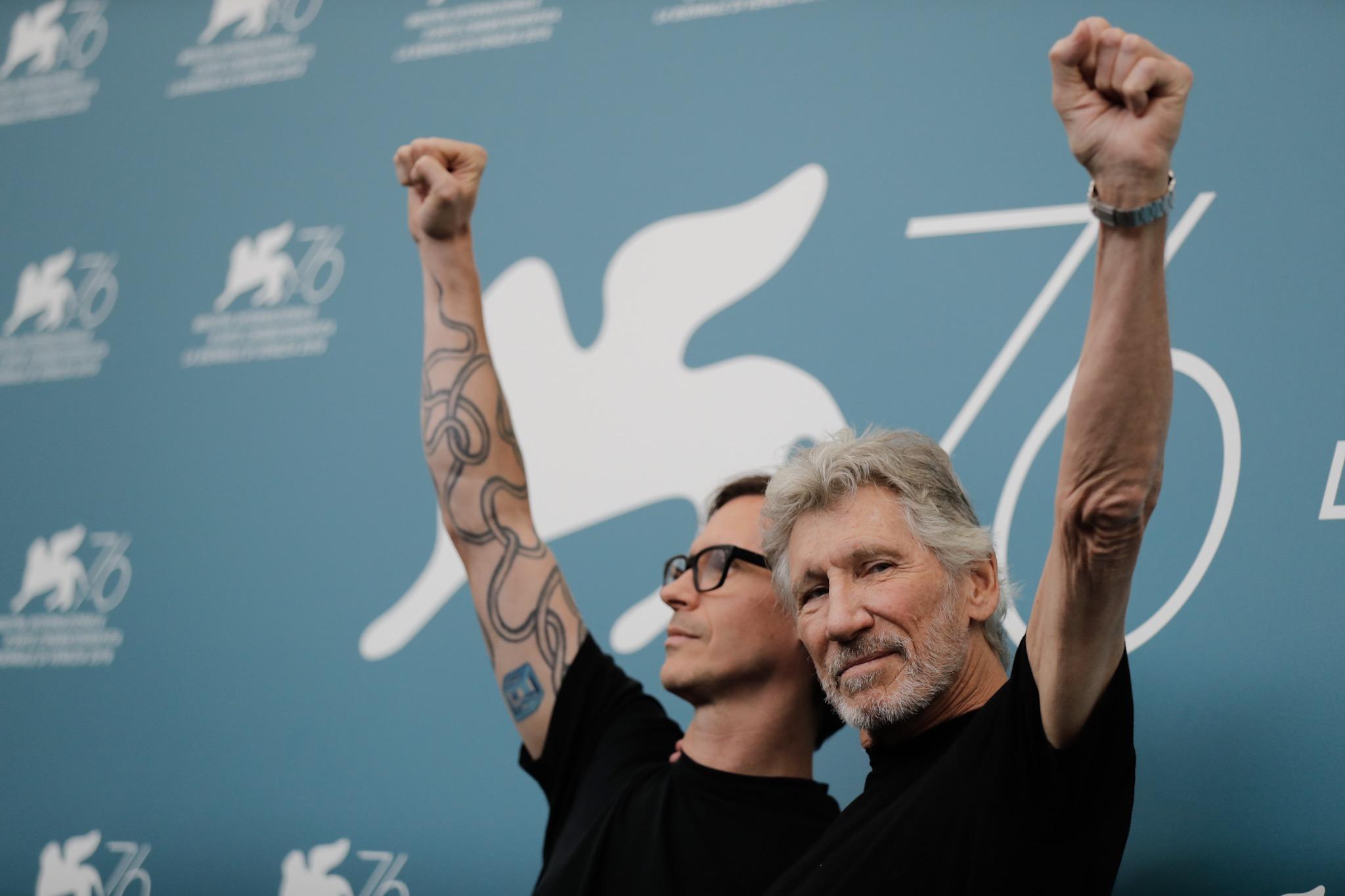 Roger Waters Us + Them Venezia 76