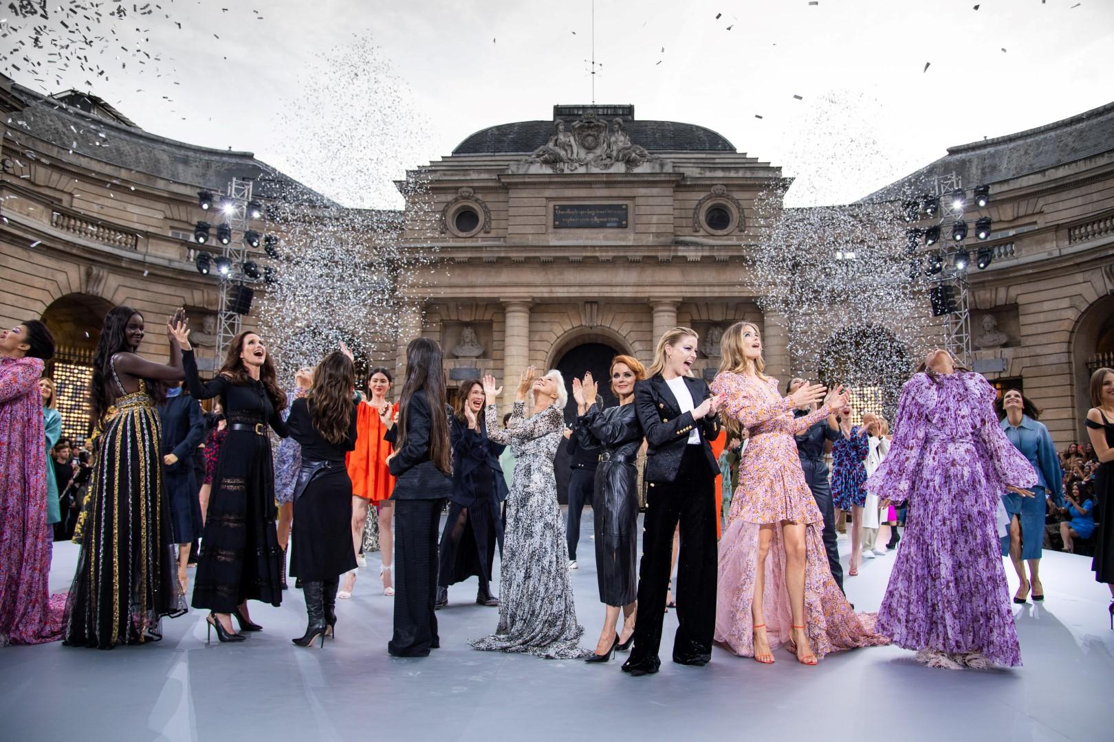 Sfilata L'Oreal Paris 2019