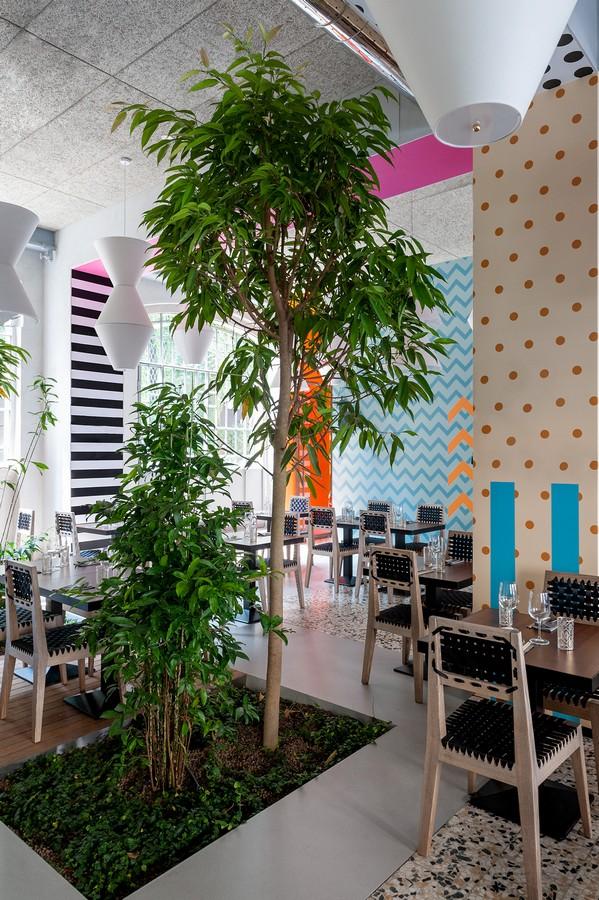 Spica ristorante Via Melzo Milano
